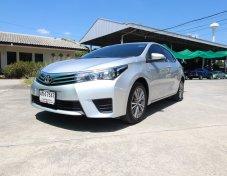 Toyota Altis 1.6 G ปี 2015แท้ ออโต้