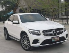 Benz GLC 250d Coupe 4matic AMG ปี 17