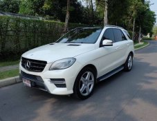 2013 Benz ML250 AMG-Package