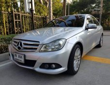 2012 Mercedes-Benz C200 CGI Avantgarde sedan