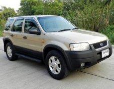 ขายรถ FORD Escape XLT 2005 รถสวยราคาดี