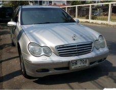 ขายรถ MERCEDES-BENZ C180 Kompressor Elegance 2004