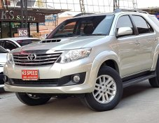 TOYOTA FORTUNER ปี2013
