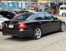2009 MERCEDES-BENZ E63 AMG รถเก๋ง 4 ประตู สวยสุดๆ