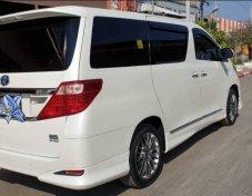 2014 Toyota ALPHARD HYBRID evhybrid