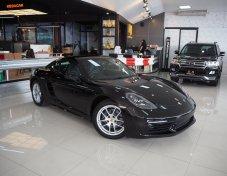 2018 Porsche 718 Cayman coupe