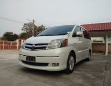 ขายรถ TOYOTA ALPHARD ที่ นนทบุรี