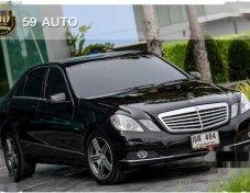 ขายรถ MERCEDES-BENZ E250 CDI Elegance 2009 รถสวยราคาดี