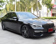 BMW 740Li 3.0 (ปี 2016) Pure Excellence Sedan AT ราคา 4,390,000 บาท