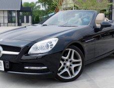 2012 Mercedes-Benz SLK250 Sport sedan