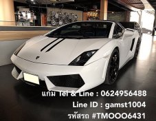 LAMBORGHINI GALLARDO LP560-4 SPYDER 5.2 AT ปี 2010 (รหัส #TMOOO6431)