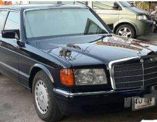 รถสวย ใช้ดี MERCEDES-BENZ 300SEL รถเก๋ง 4 ประตู