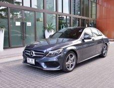 Mercedes-Benz C300 Blue TEC HYBRID 2015
