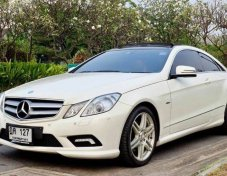 2011 Mercedes-Benz E250 AMG Dynamic coupe