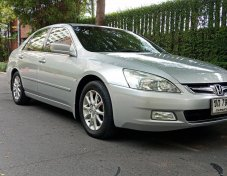 HONDA ACCORD 2.0 E ปี2007