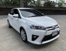 Toyota YARIS 1.2G ตัวTOP ปี 2014