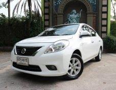 2012 NISSAN Almera 1.2 (ปี 11-16) VL Sedan AT