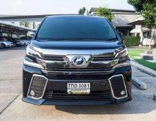 Toyota Vellfire Hybrid ZRG 2016 E4  Topสุด