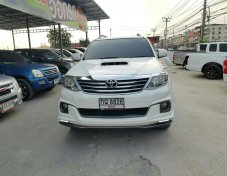 TOYOTA FORTUNER 3.0 V 4WD ปี 2012