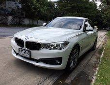 BMW 320D GT ปี 2014 สีขาว รถศูนย์ รถมือเดียว ไมล์แท้ เอกสารครบ