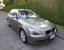 2008 BMW 520d E60 รถมือเดียวป้ายแดง