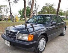 Mercedes-Benz 190E 1.8 (Auto) ปี 1993 สีดำ ไมล์2แสน เก่าแต่เก๋าค่ะ