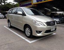 Toyota Innova 2.0 G Option ปี2012