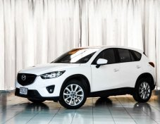 MAZDA CX-5 2.2 4WD AT ปี 2015