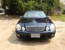 MERCEDES-BENZ E240 2004 สภาพดี