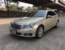 Benz E200 CGI ปี 2013