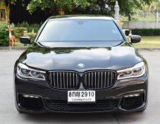2016 BMW 740Li sedan