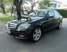 Benz C200 Avantgarde  ปี 2009