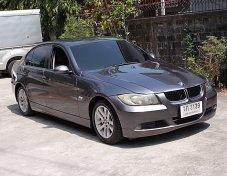 BMW 320i 2.0 SE E90 ปี06 สีเทา รถสภาพสวยดูมีเสน่ห์ขับดีเครื่องช่วงล่างแน่นไฟฟ้าทั้งคันเล่มพร้อมโอน