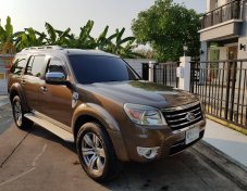 FORD EVEREST 2.5 TDCI Limited TOP NAVI ปี2011