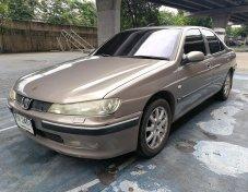 ขายรถ  Peugeot 406 2.0 Coupe ปี 2005 สีน้ำตาล