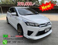 2016 Toyota YARIS 1.2E