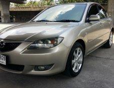 ขายรถ Mazda3 1.6 ปี 2006