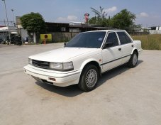 1990 Nissan BLUEBIRD SSS-G sedan