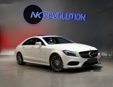 2014 MERCEDES-BENZ CLS250 CDI AMG รับประกันใช้ดี