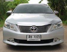 TOYOTA CAMRY 2.0 G ปี2012 sedan