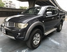 Mitsubishi TRITON 2.5 DOUBLE CAB 4x4 AT ปี 2012