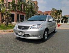 Toyota Soluna Vios 1.5 E (LPG) Auto ปี 2004