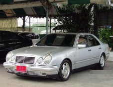 1997 MERCEDES-BENZ E280 รถเก๋ง 4 ประตู สวยสุดๆ