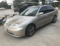 ขายรถ HONDA CIVIC EXi 2001 รถสวยราคาดี