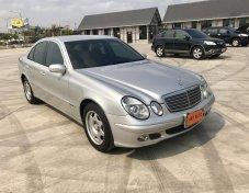 2004 Mercedes-Benz E220 CDI 2.2 W211 (ปี 03-09) Classic Sedan AT