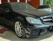 Benz c200 AMG limited edition สีดำ รถสวย สภาพดีมาก