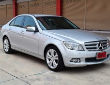Mercedes-Benz C230 2.5 W204 (ปี 2010) Avantgarde Sedan AT ราคา 829,000 บาท