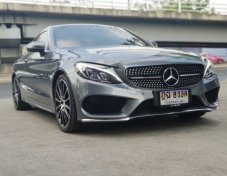 Mercedes Benz C250 Coupe ปี 2018