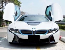 Bmw i8 Pure Impulse Twin Turbo ปี 2017