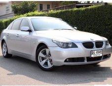 รถสวย ใช้ดี BMW 525i รถเก๋ง 4 ประตู